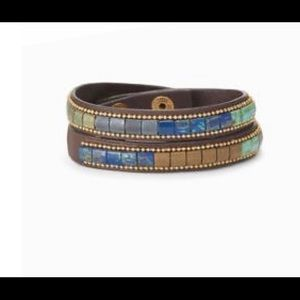 River Wrap Bracelet